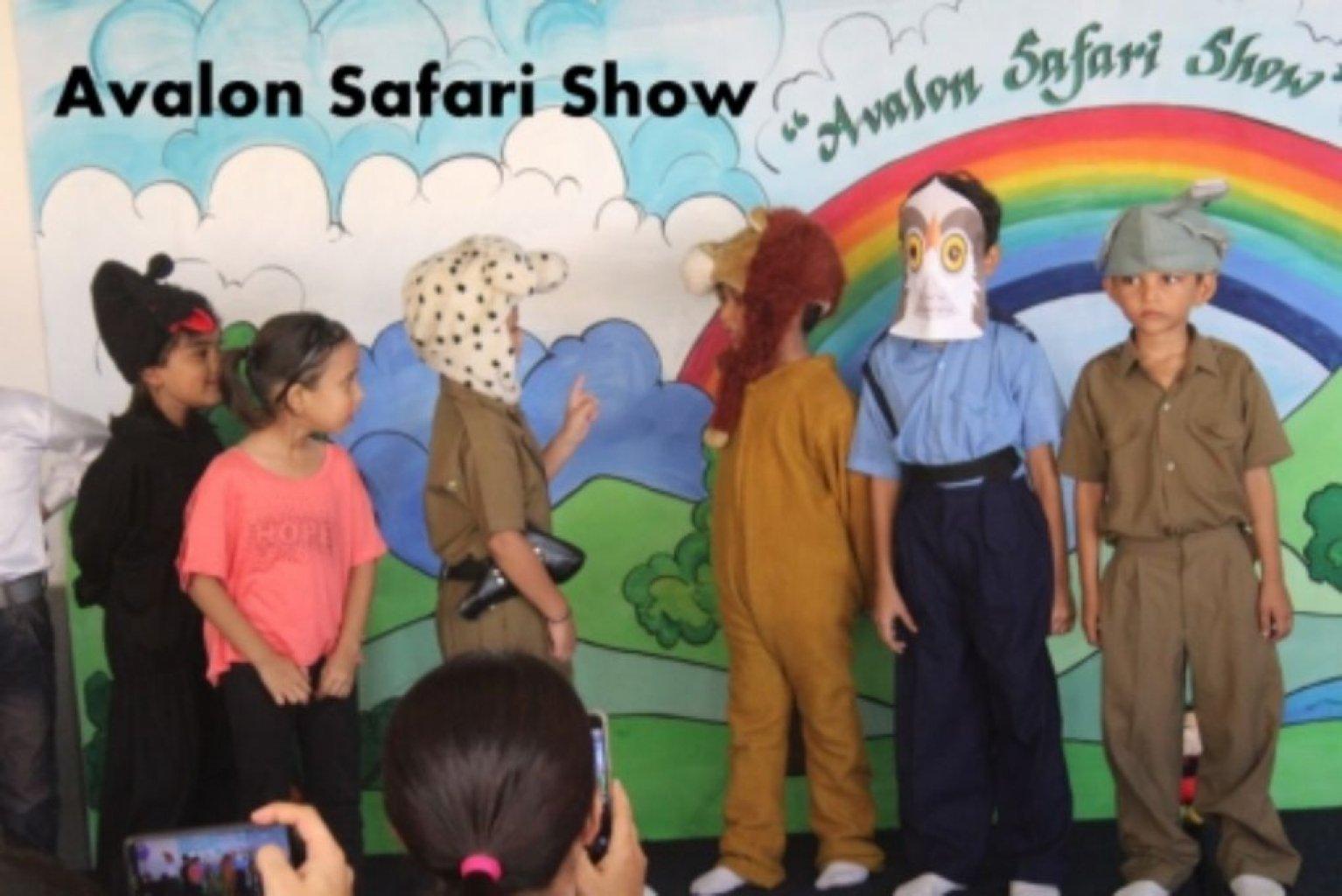 Avalon Safari Show